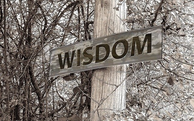 Wisdom meets Old-Sayings